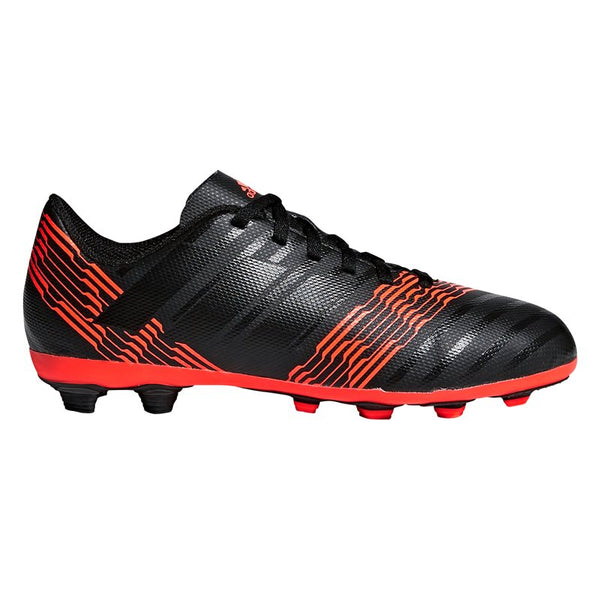 adidas  Nemeziz 17.4 Junior FG Football Boots - CBLACK