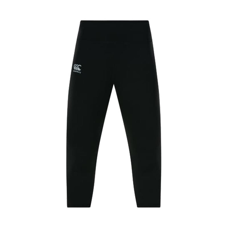 Ladies Vapodri 3/4 Capri Tight - Jet Black