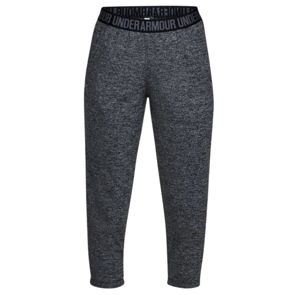 Under Armour Play Up Ladies Capri - Twist - Black