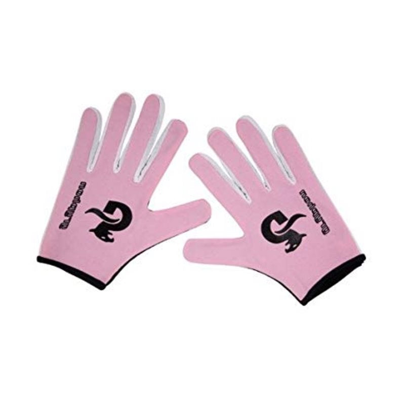 G-Fit Full Finer Hockey Gloves - Pink