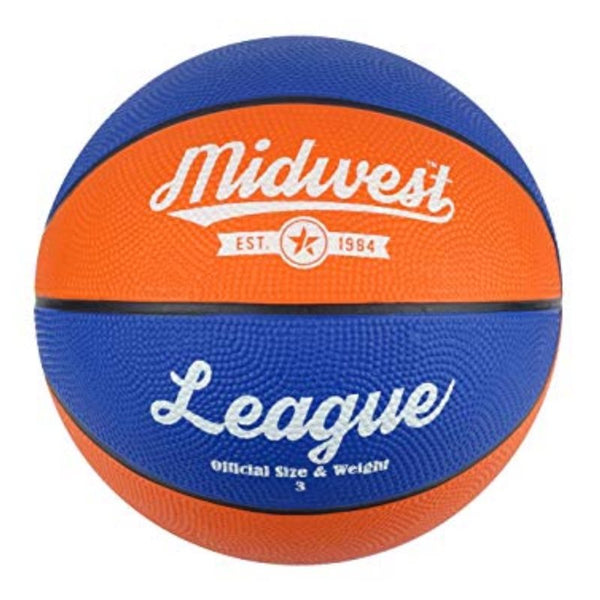 Reydon Midwest League Basketball - Blue/Orange