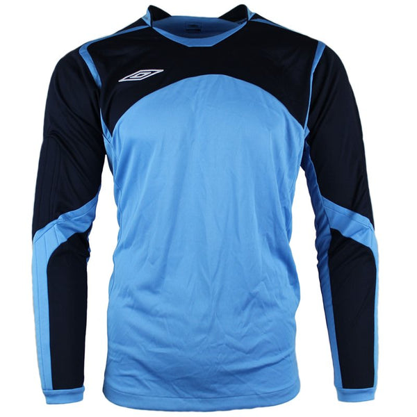 Umbro Forza GK Football Jersey - Sky/Dark Navy