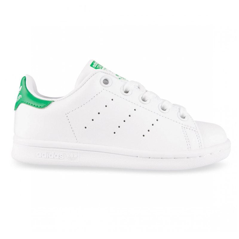 Stan Smith C Trainers - White/Green