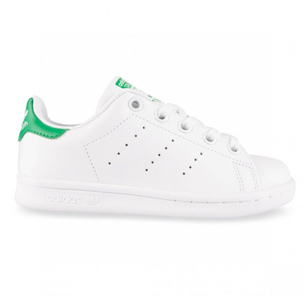 adidas Stan Smith C Trainers - White/Green