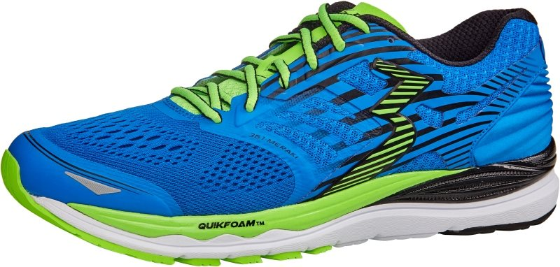 Meraki Mens Running Shoes- Jolt/Gecko