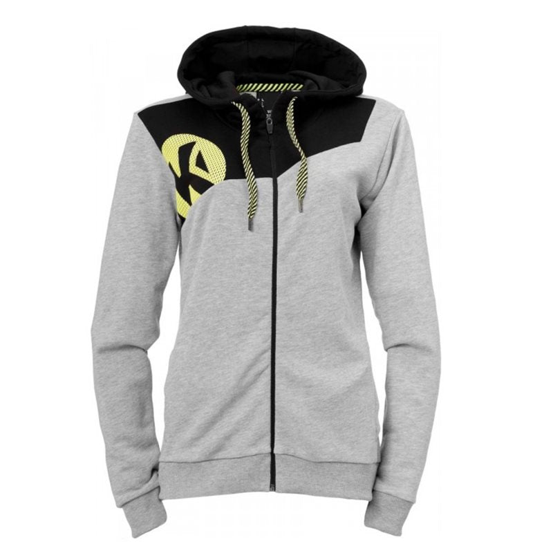 Womens Caution hooded jacket