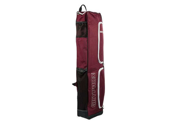 Middle Mike Hockey Bag -  Burgundy