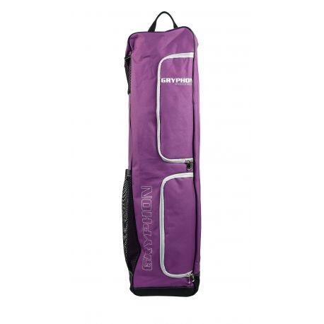 Gryphon Middle Mike Hockey Bag -  Purple