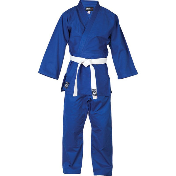 Blitz Judo Suit - Blue
