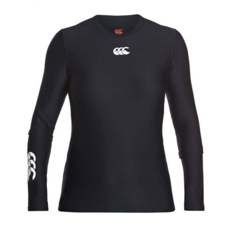 Long Sleeve Baselayer- Black
