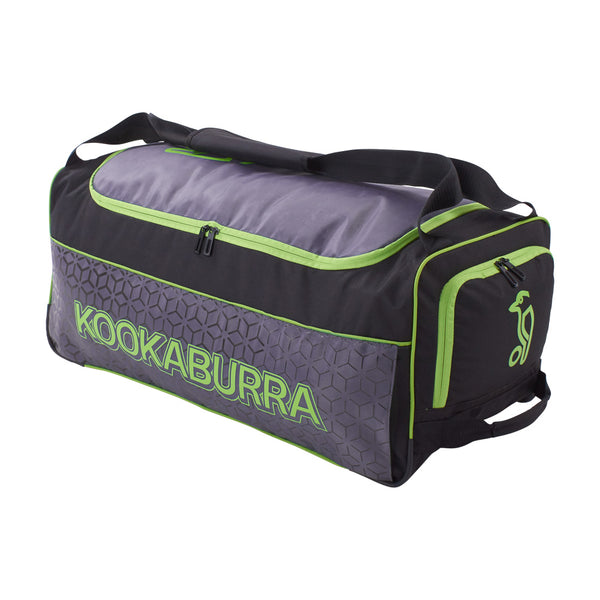 Kookaburra 5.0 Wheelie Bag -Black -DS