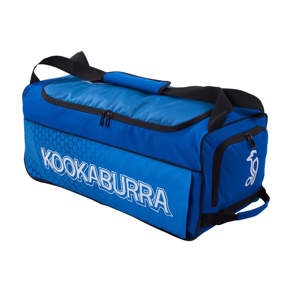 Kookaburra 5.0 Wheelie Bag - Navy -DS