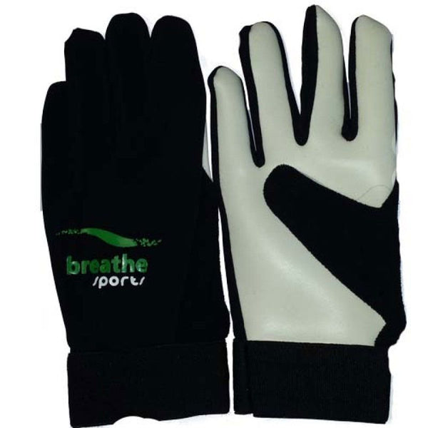 Breathe GAA Gloves - Black