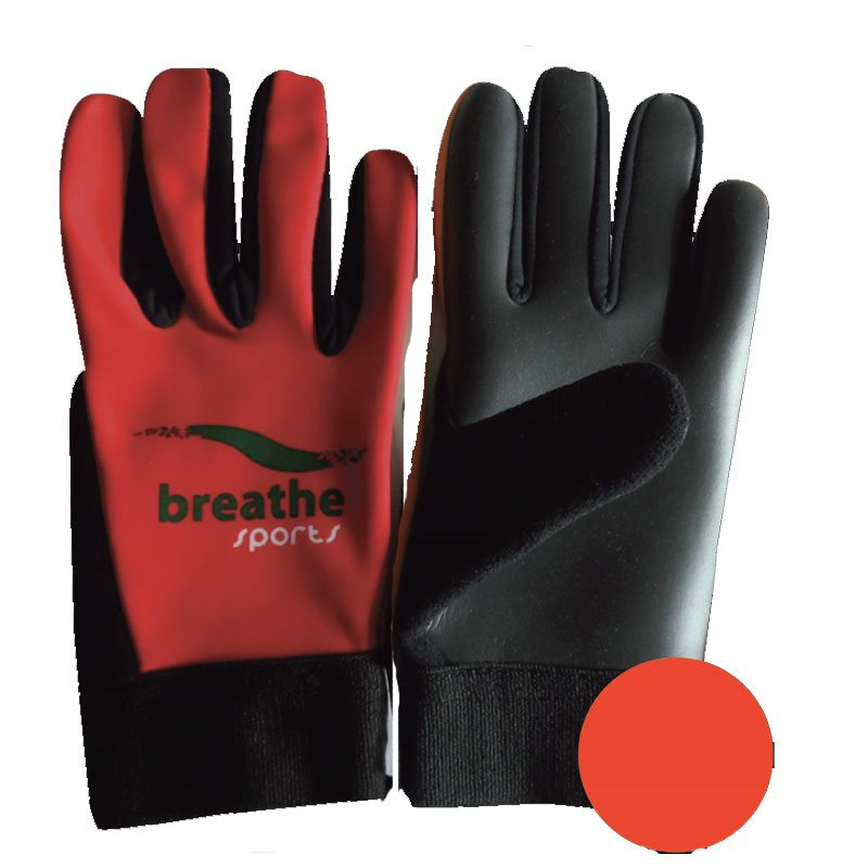 Gaa Gloves - Red/Black