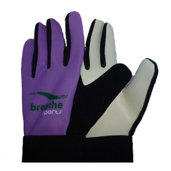 Breathe Gaelic Gloves - Purple