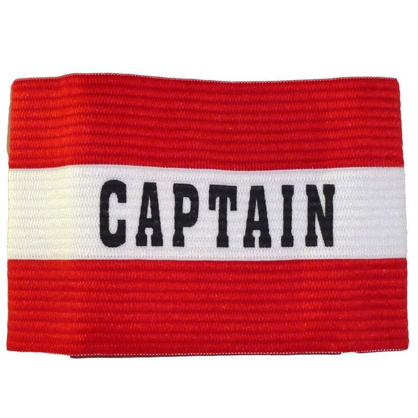 Precision Training Captains Armband - Red
