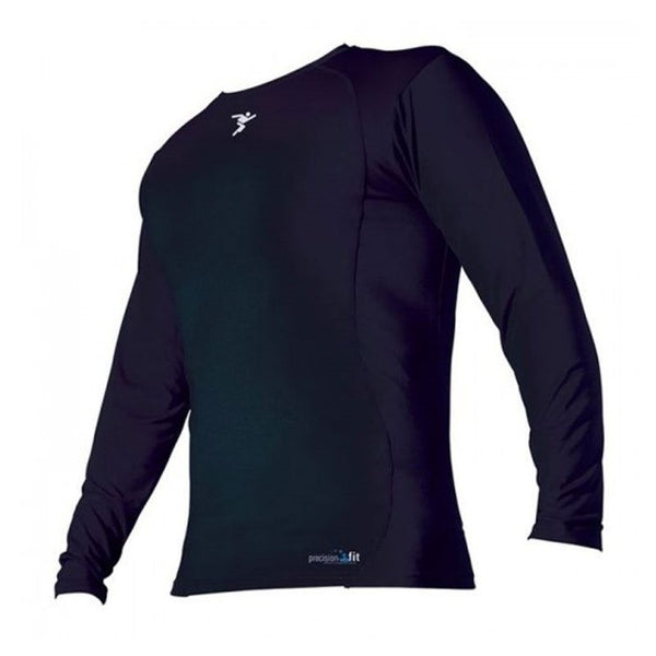 Precision Training Kids Baselayer L/S - Navy