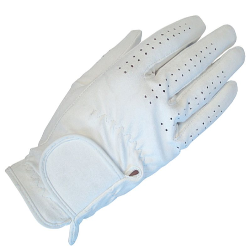 Ladies Leather Bowls Gloves - Right Hand