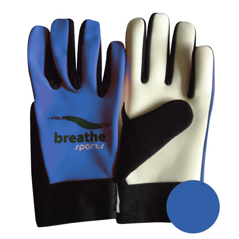 Gaelic Gloves - Blue