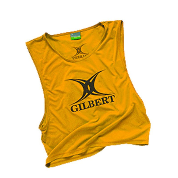 Gilbert Polyester Bib - Yellow