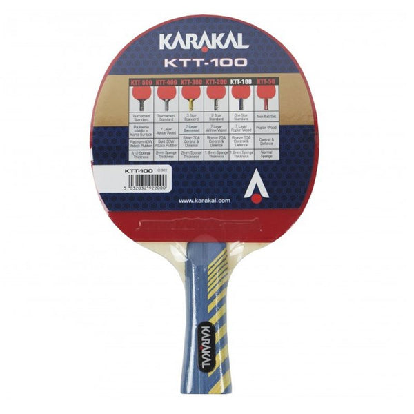 Karakal KTT 100 Table Tennis Bat