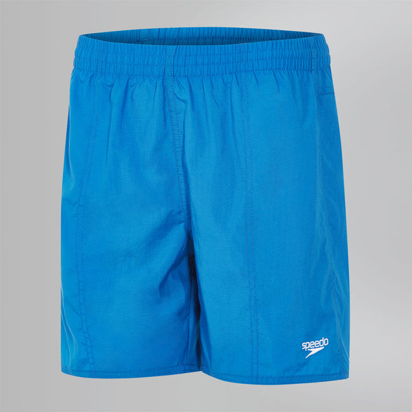 Solid Leisure 16 Water Shorts - Danube Blue