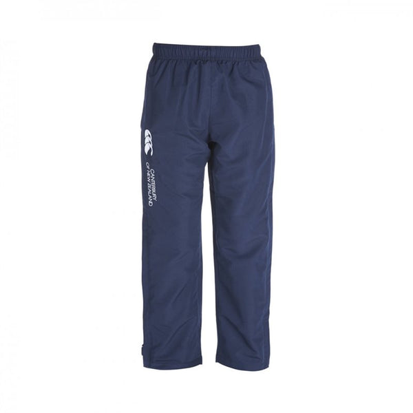 Canterbury Junior Open Hem Stadium Pants 2016 - Navy