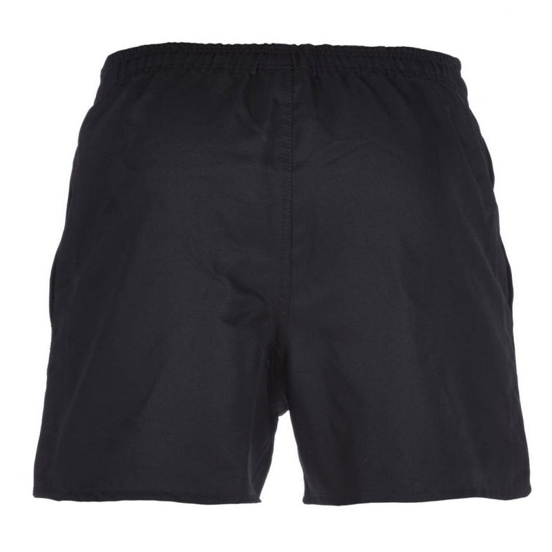 Professional Polyester Short - Black