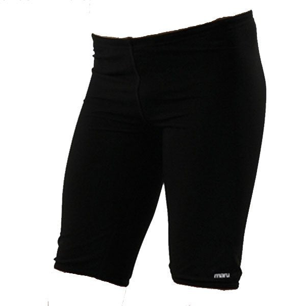 Boys Pacer Jammer Black Swim Shorts