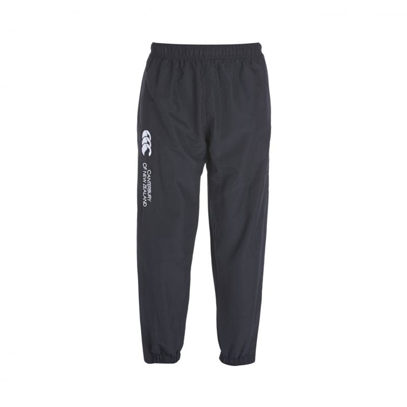 Junior Cuffed Stadium Pant 2016 - Black