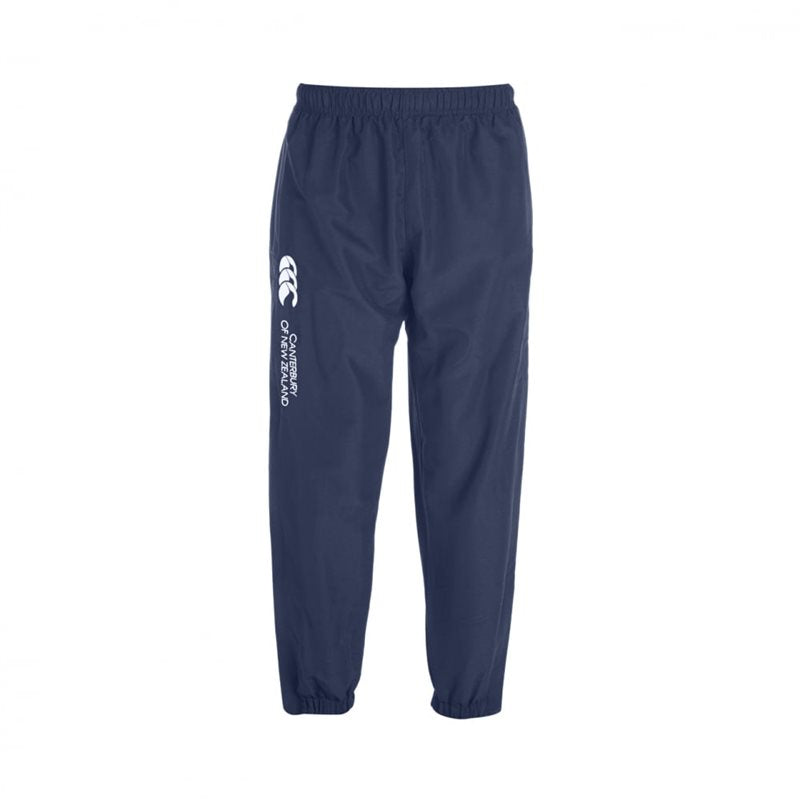 Junior Cuffed Stadium Pant - Navy