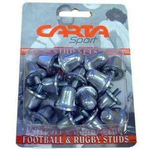 Rugby Boot Studs. Alloy 18mm