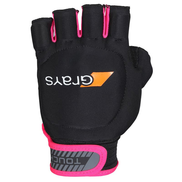 Grays Touch Hockey Glove LH - Black/Pink