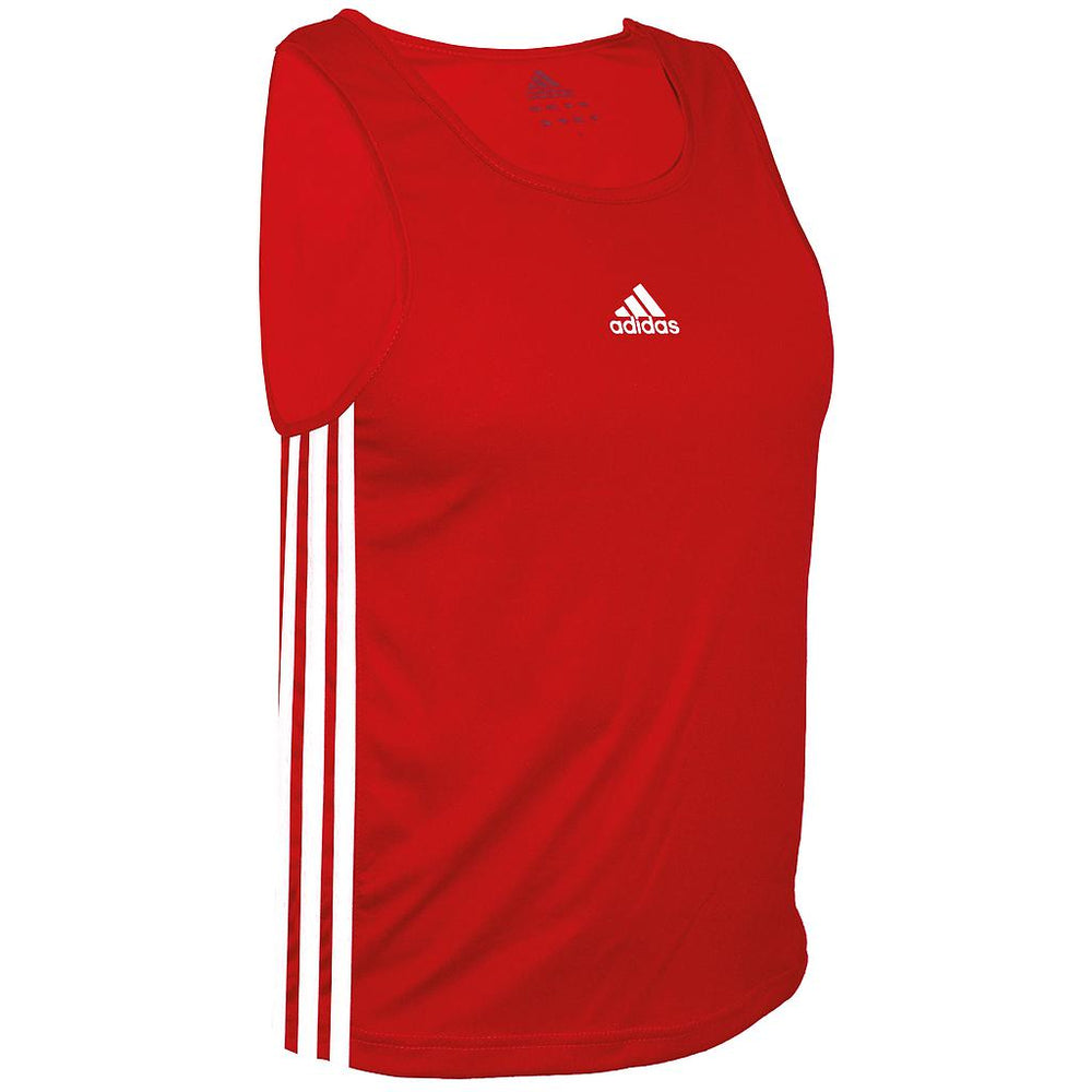 Adidas Boxing Vest - Red -DS