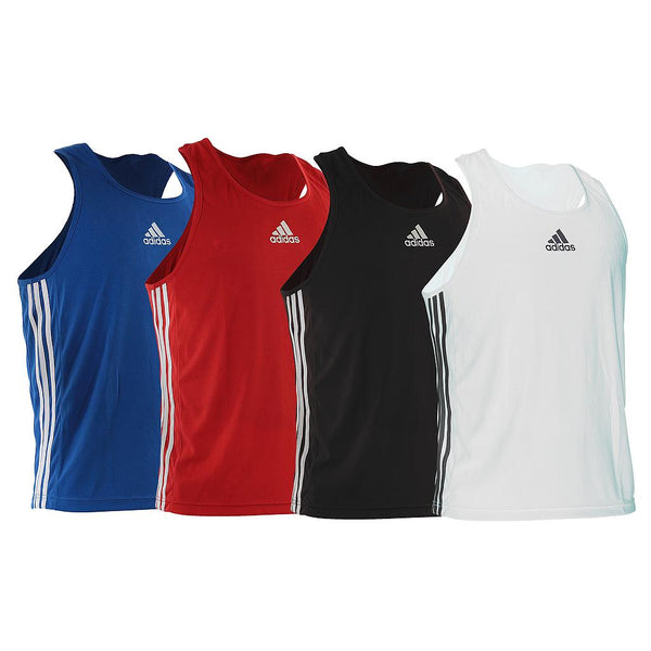 Adidas Boxing Vest - White -DS