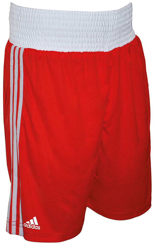 Adidas Boxing Shorts - Red -DS