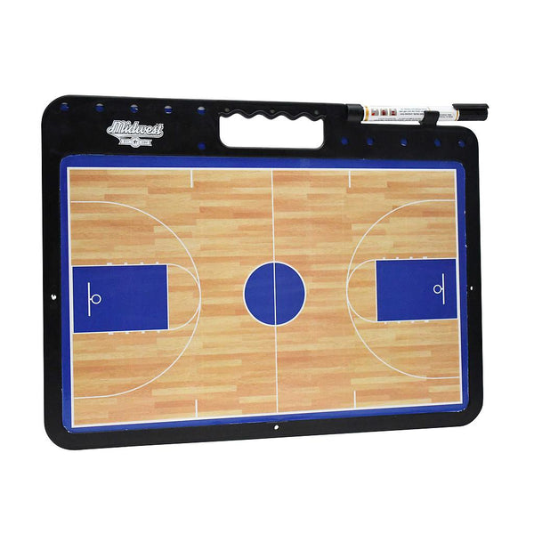 Midwest Handheld Basketball Tactics Board -DS