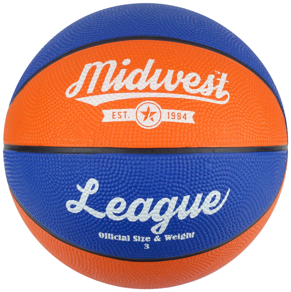 Midwest League Basketball Blue 3 -DS
