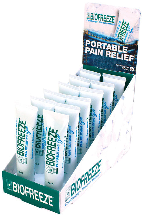 Biofreeze 1oz Tube (Pack of 12) -DS