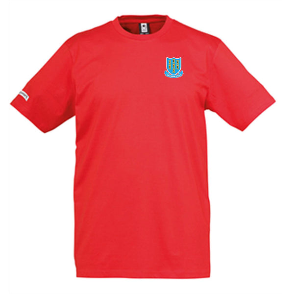 Ballymena United Cotton T-Shirt - Red