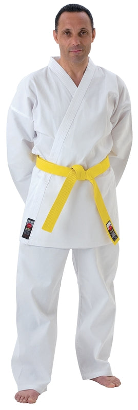 Cimac Giko Karate Suit White Adult -DS