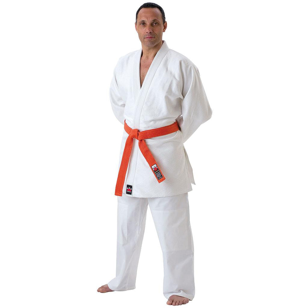 Cimac Giko Judo Suit White Adult -DS