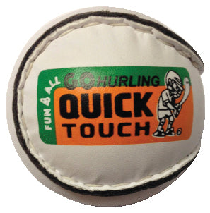 Hurling Quick Touch Sliotar Ball -DS