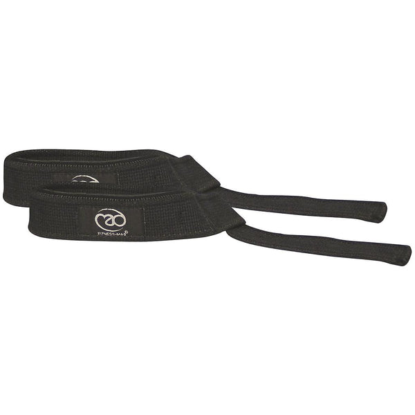 Fitness Mad Padded lifting Straps -DS