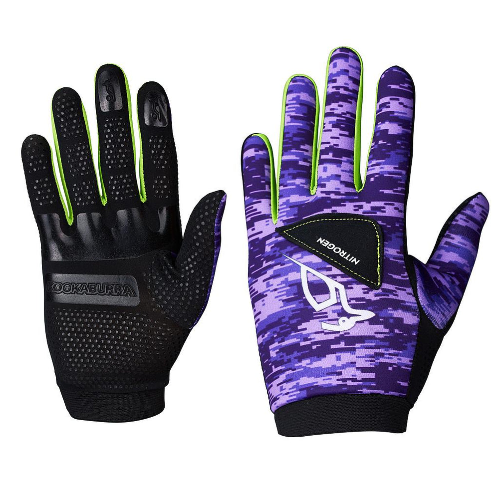 Kookaburra Nitrogen Full Finger Gloves -DS