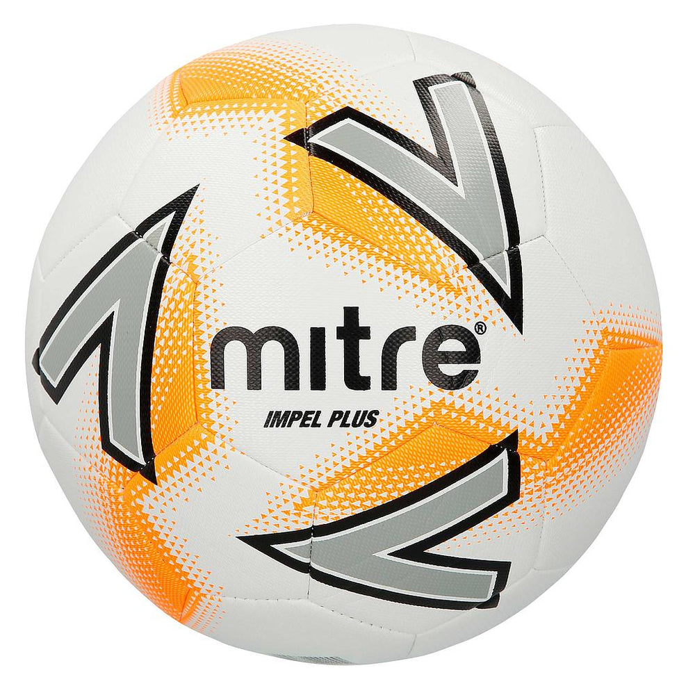 Mitre Impel Plus Training Ball -White-DS