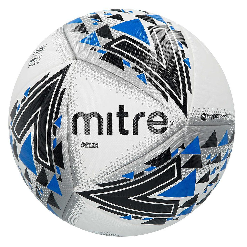 Mitre Delta Professional Ball -White -DS