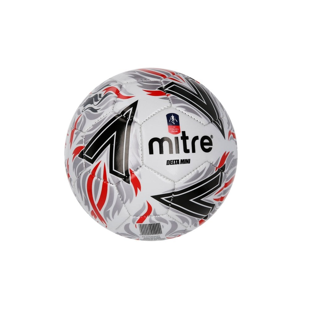 Mitre Delta Mini FA Football -DS