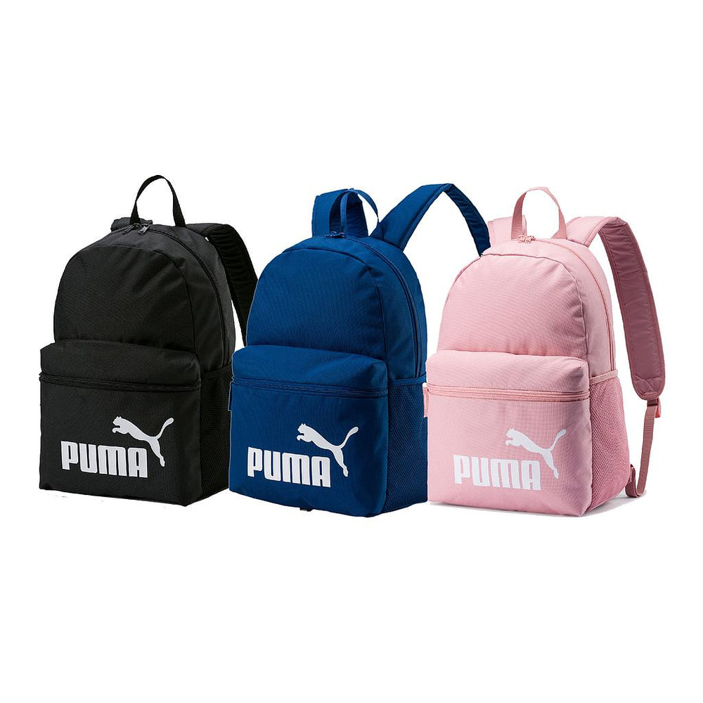 Puma Phase Backpack -Black -DS