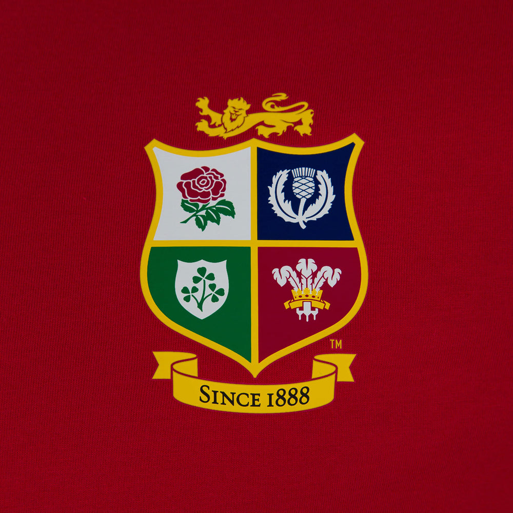 British & Irish Lions Cotton Jersey Tee - Junior
